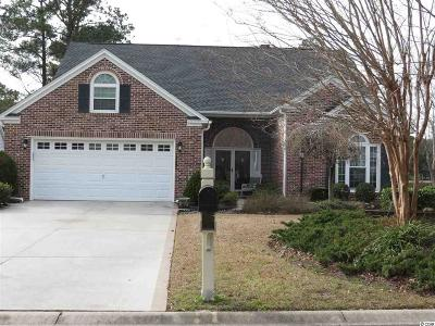 Murrells Inlet Single Family Home Active Under Contract: 1463 Medinah Ln.