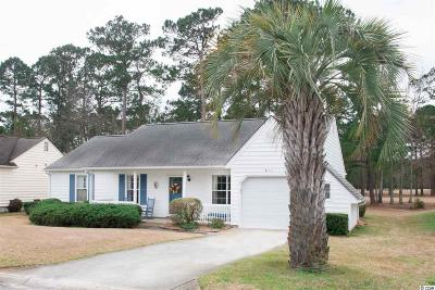 Murrells Inlet Single Family Home For Sale: 311 Mourning Dove Ln.