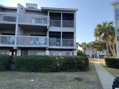 Pawleys Island Condo/Townhouse For Sale: 61 Inlet Point Dr. #18 A