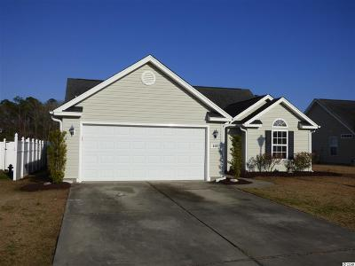 Myrtle Beach Single Family Home For Sale: 113 Dry Valley Loop