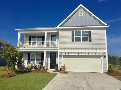 Myrtle Beach Single Family Home Active-Pend. Contingent Contra: 5283 Stockyard Loop