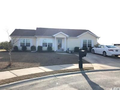 Conway SC Single Family Home For Sale: $153,900