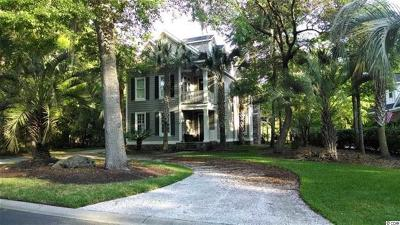 Pawleys Island Single Family Home For Sale: 80 Commons Ct.