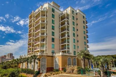 Myrtle Beach Condo/Townhouse For Sale: 122 Vista Del Mar Ln. #2-301