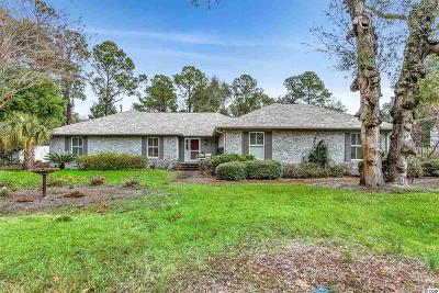 Myrtle Beach Single Family Home For Sale: 412 Lafayette Dr.