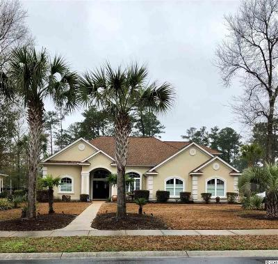 Myrtle Beach SC Single Family Home For Sale: $524,900