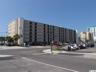North Myrtle Beach Condo/Townhouse For Sale: 2101 S Ocean Blvd.