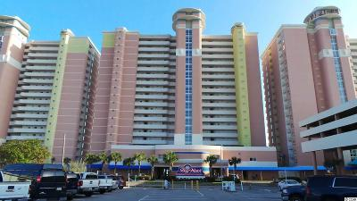 North Myrtle Beach Condo/Townhouse For Sale: 2701 S Ocean Blvd. #438