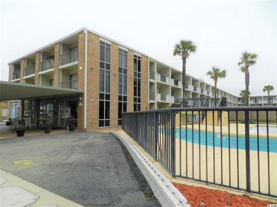Myrtle Beach Condo/Townhouse For Sale: 1600 South Ocean Blvd. #248