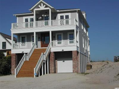 Pawleys Island Single Family Home For Sale: 396 Myrtle Ave.