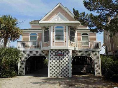 Pawleys Island Single Family Home Active Under Contract: 268 Atlantic Ave.
