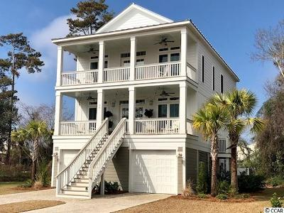 Pawleys Island Single Family Home For Sale: 36 Grackle Ln.
