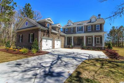 North Myrtle Beach Single Family Home For Sale: 2114 Sanderling Dr.