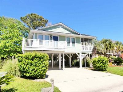 Murrells Inlet Single Family Home For Sale: 362 Marsh Pl.