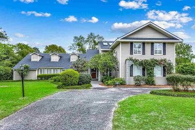 Georgetown County, Horry County Single Family Home For Sale: 24 Chapin Circle