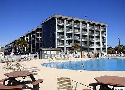 Myrtle Beach Condo/Townhouse For Sale: 5905 S Kings Hwy. #143-A