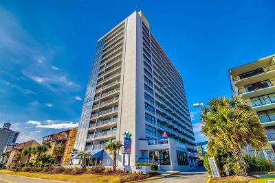Myrtle Beach Condo/Townhouse Active Under Contract: 5511 N Ocean Blvd. #1104