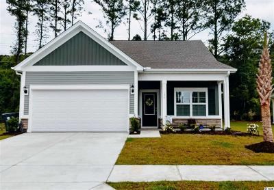 Murrells Inlet Single Family Home Active Under Contract: 192 Heron Lake Ct.