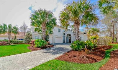 Myrtle Beach SC Single Family Home For Sale: $858,000