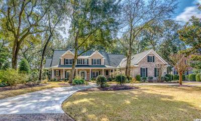 Pawleys Island Single Family Home Active Under Contract: 560 Tidewater Circle