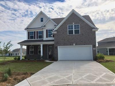 Myrtle Beach Single Family Home Active Under Contract: 2020 Angus Ct.
