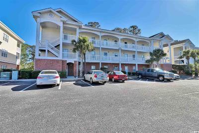 Little River Condo/Townhouse For Sale: 4155 Hibiscus Dr. #101