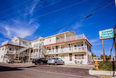 North Myrtle Beach Condo/Townhouse For Sale: 1524 S Ocean Blvd. #28