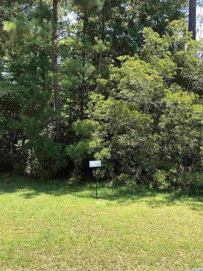 Georgetown County, Horry County Residential Lots & Land For Sale: Lot 27 Low Country Loop
