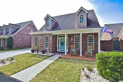 North Myrtle Beach Single Family Home Active Under Contract: 916-D Edge Dr.
