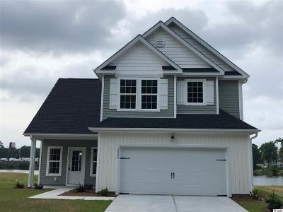 Murrells Inlet Single Family Home Active Under Contract: 2020 Kayak Kove Ct.