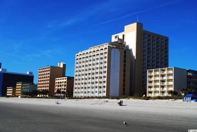 Myrtle Beach Condo/Townhouse For Sale: 1207 S Ocean Blvd. #20906