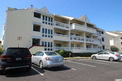 North Myrtle Beach Condo/Townhouse For Sale: 1100 Possum Trot Rd. #F-225