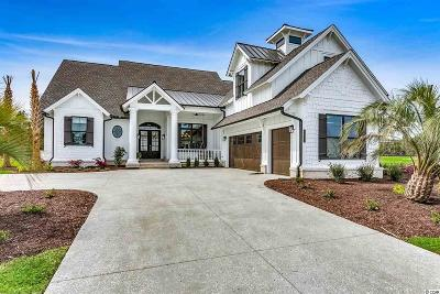 Myrtle Beach Single Family Home Active Under Contract: 5933 Bolsena Place