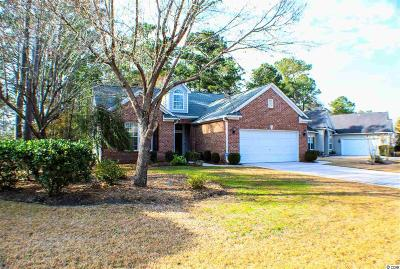 Murrells Inlet Single Family Home For Sale: 1109 North Blackmoor Dr.