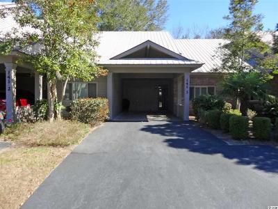 Pawleys Island Condo/Townhouse For Sale: 141-3 Twelve Oaks Dr. #3