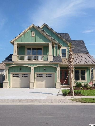 Georgetown County, Horry County Single Family Home Active Under Contract: 5972 Bolsena Place