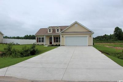Loris Single Family Home Active Under Contract: 326 Allsbrook Rd.