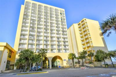 Myrtle Beach Condo/Townhouse For Sale: 1207 S Ocean Blvd. #21109
