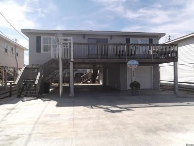 North Myrtle Beach Single Family Home For Sale: 303 51st Ave. N