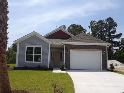 Murrells Inlet Single Family Home Active Under Contract: 225 Heron Lake Ct.