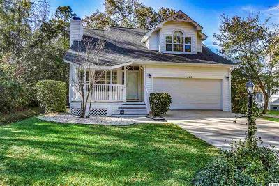 Pawleys Island Single Family Home For Sale: 333 Rybolt Rd.