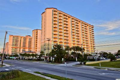 Myrtle Beach Condo/Townhouse For Sale: 5200 N Ocean Blvd. #857