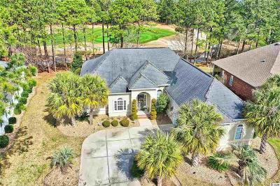 North Myrtle Beach Single Family Home Active Under Contract: 5419 Pheasant Dr.