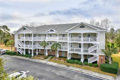 North Myrtle Beach Condo/Townhouse For Sale: 6015 Catalina Dr. #824