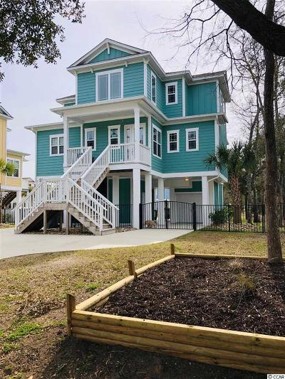 Murrells Inlet Single Family Home For Sale: 429 Oak Ave.