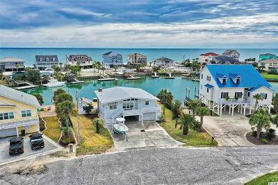 Garden City Beach Single Family Home For Sale: 2258 Oyster Cove