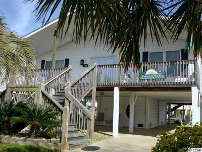 North Myrtle Beach Single Family Home Active Under Contract: 304 50th Ave. N