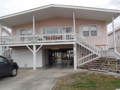Cherry Grove Single Family Home For Sale: 324 51st Ave. N