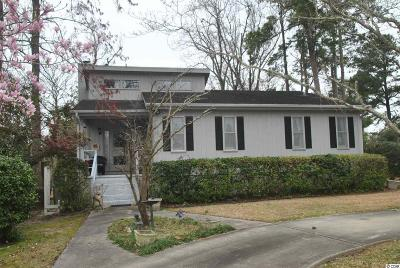 North Myrtle Beach Single Family Home For Sale: 2421 Airport Blvd.