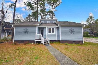 Surfside Beach Single Family Home Active Under Contract: 1405 Winddrift Ct.